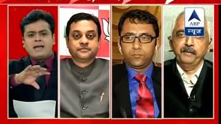 ABP News debate on BJP-PDP alliance ll BJP stuck by forming alliance? - ABPNEWSTV