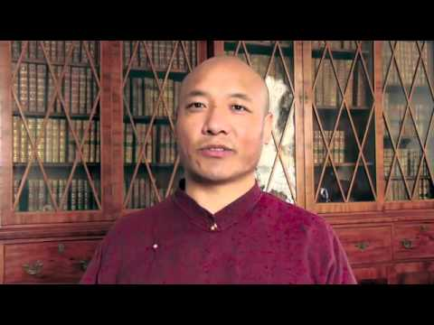 Buddhist Calm Meditation - Developing Serenity - Guided Meditation - Anam Thubten