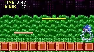 Скоростное прохождение игры Sonic the Hedgehog