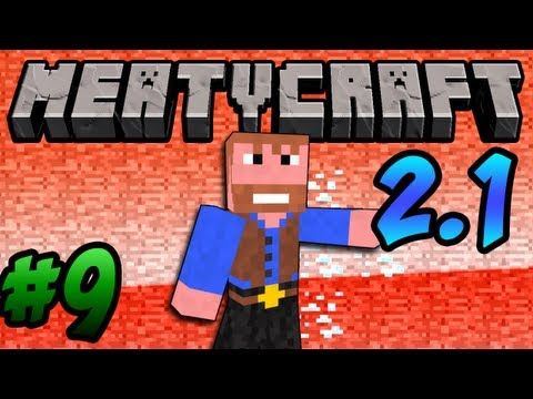 Meatycraft 2.1 Portal Time 9