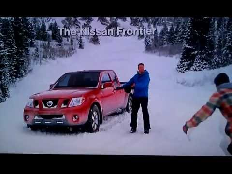 Pro Truck Snowboarder - Nissan Frontier 2012 Commercial