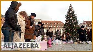 🇫🇷France: Strasbourg attack suspect killed in shoot-out with police l Al Jazeera English - ALJAZEERAENGLISH