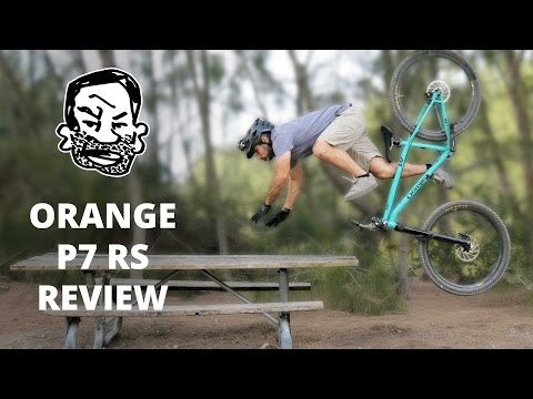Orange P7 RS Bike Check - Hardtail MTB