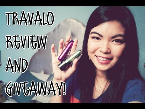 Travalo review and giveaway!