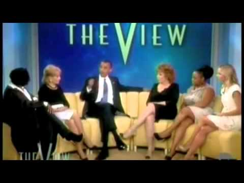 Reptilian Brain - President Obama mentions the human REPTILIAN BRAIN on THE VIEW!