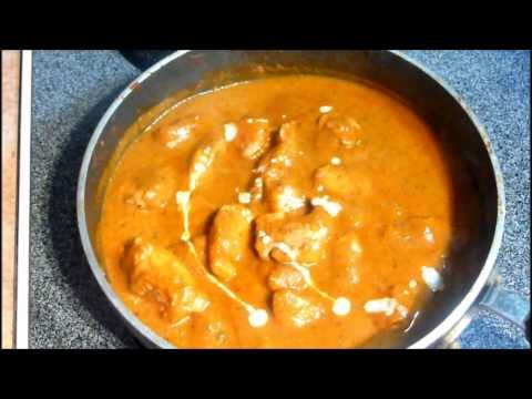 Indian Butter Chicken / Murgh Makhani -0E_1AuGVVfU