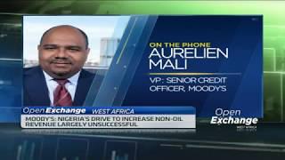 Moody's speaks out on effects of Nigeria's oil dependency - ABNDIGITAL