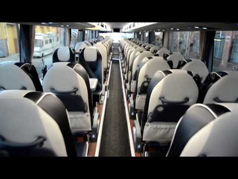 Luxury 70 Seater Coaches - Vanhool TX Altano