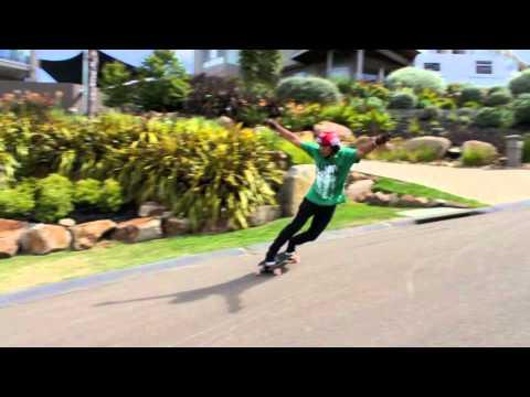 Longboarding: Sketchy & Nacked