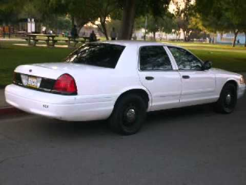 2007 Ford Crown Victoria - Whittier CA