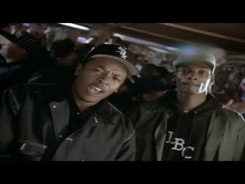 Dr. Dre ft. Snoop Doggy Dogg Nuthin But A G Thang Explicit
