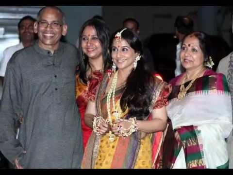 Vidya Balan Wedding Exclusive Videos