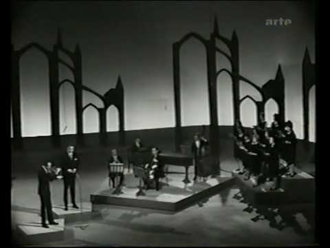 Dietrich Fischer Dieskau sings Bach Welt ade ich bin dein mde 1968 