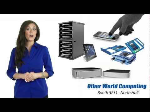 CES 2012 Press Promo - Other World Computing