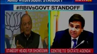 Will RBI-Centre Conflict End? All Eyes On Board Meet Today:10 Points - NEWSXLIVE