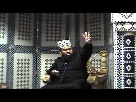 Waz 2013 Moulana Tariq Monawar Part 5