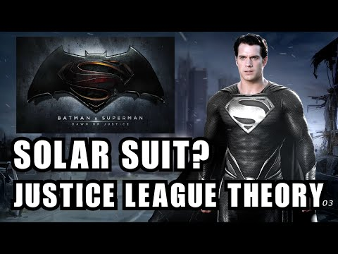 WILL SUPERMAN WEAR THE SOLAR SUIT IN JUSTICE LEAGUE?