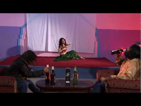 Hot Item Dance by  Villain Niraj Raaz Podel and Actress Tulasha sharma for BDMG