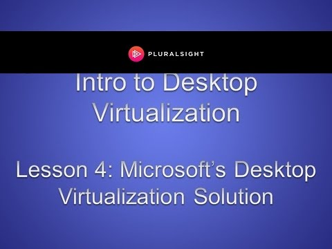 Remote Desktop Services (RDS) in Windows Server 2008