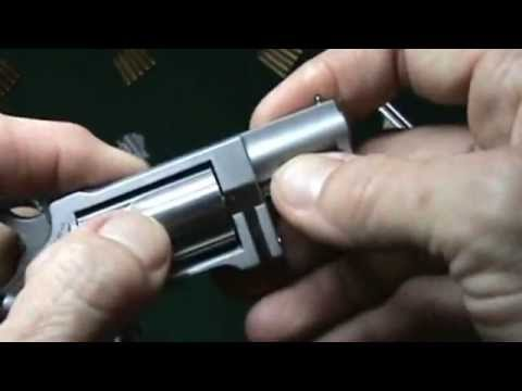 Naa Mini Revolver 22lr Deep Cover Gun - VidoEmo - Emotional Video