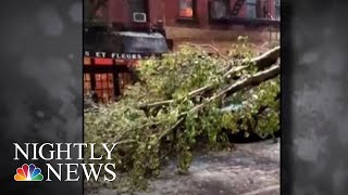 Winter Storm Causes Commuter Chaos, Catches Millions Off Guard | NBC Nightly News - NBCNEWS