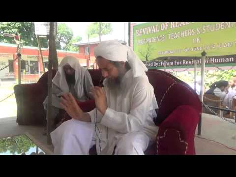 Revival of Real Parenthood in Amira Kadal Higher Secondary ( 21 June 2014 ) Part4