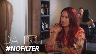 Gay Dinner Date Turns Painfully Awkward | Dating #NoFilter | E! - EENTERTAINMENT
