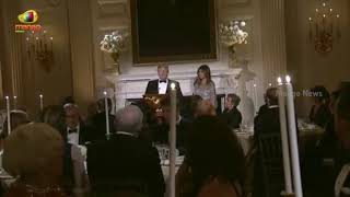 President Trump Speech Host the White House Historical Association Reception | Mango News - MANGONEWS