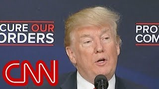 President Trump tries to shift immigration conversation - CNN