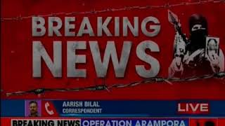 J&K: 2 cops killed in ongoing encounter in Halmatpora, Kupwara - NEWSXLIVE