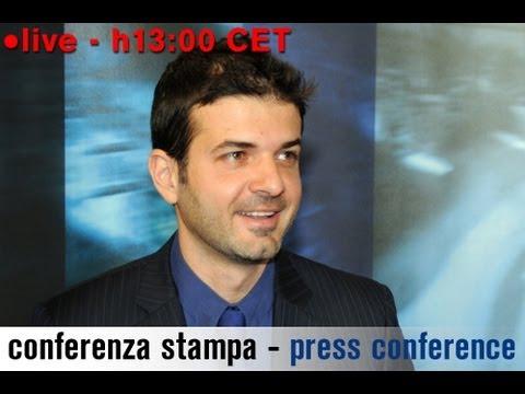 Conferenza Stampa presentazione Andrea Stramaccioni - 27/03/2012