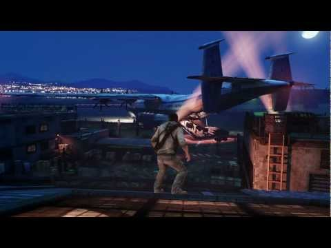 Uncharted 3 Gamescom press conference direct feed