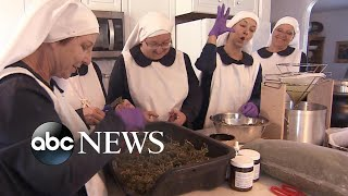 Meet the 'weed nuns' who put faith in the healing powers, and profits, of cannabis - ABCNEWS