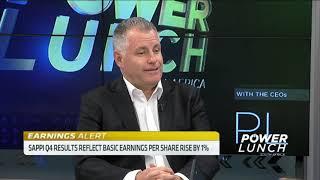 Sappi sees a decline in FY profit - ABNDIGITAL