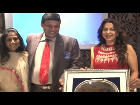 Juhi Chawla Honored With 'Vocational Excellence Award'