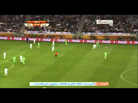 Algérie Vs Angleterre 1er Mi Temps 0 0   YouTube 2
