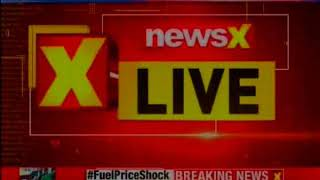 Youth Congress stages protest against fuel price hike in New Delhi - NEWSXLIVE