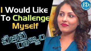 I Would Like To Challenge Myself - Madhu Shalini || Talking Movies With iDream - IDREAMMOVIES