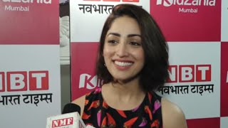 'Batti Gul Meter Chalu' Star Yami Gautam At Promotion Of A Brand In Mumbai | Bollywood News - ZOOMDEKHO