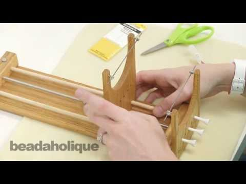 How to Use the Ricks Beading Loom