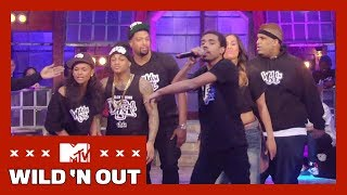 Skylar Diggins Twerks to Vic Mensa's 'Balls' Rap | Wild 'N Out: Greatest Hits | MTV - MTV