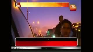 PM Modi's Roadshow In Vadodara - AAJTAKTV