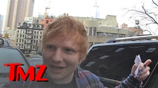 Ed Sheeran -- I'm Ready for My First Rap Collaboration - TMZ