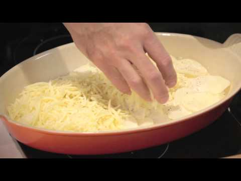 The Le Creuset Technique Series with Michael Ruhlman - Gratin