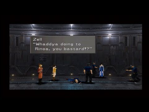 Final Fantasy VIII walkthrough - Part 23: Winhill and D-District Prison (Biggs and Wedge battle)