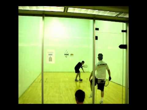 How to Play Racquetball - Gameplay Analysis for Des