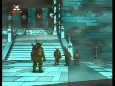 TMNT PL Wojownicze żółwie ninja 2003 - Powrót do Nowego Jorku cz 2 01E22
