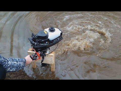 видео лодочного мотора 5
