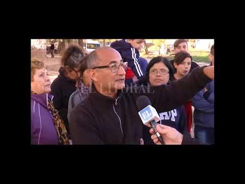 BARRIO CABAL: QUEJAS DE LOS VECINOS POR DEMORAS EN EL DESAGÃœE BONEO