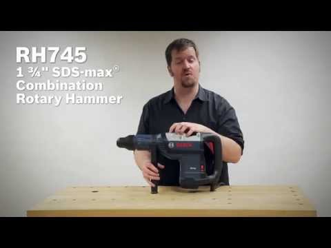 Rotary Power Tools: Bosch Power Tools